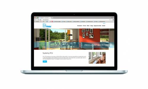 Nowa responsywna strona internetowa dla WIN BUD