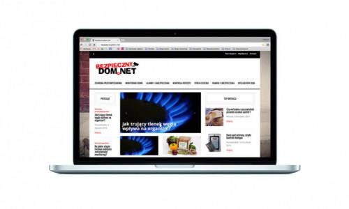 Portal informacyjny bezpiecznydom.net