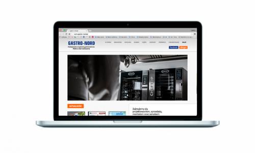 Nowa strona internetowa dla Gastro-Nord