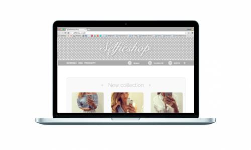Sklep internetowy dla gdyńskiej marki selfieshop.com.pl