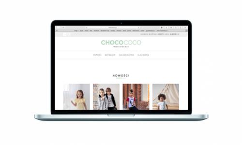 Chocococo.pl - sklep internetowy z modą dziecięcą