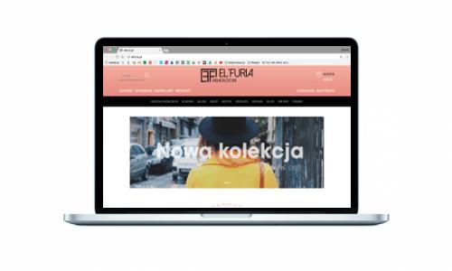 Sklep internetowy elfuria.pl
